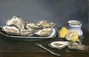 Edouard manet natura morta con ostriche 1862