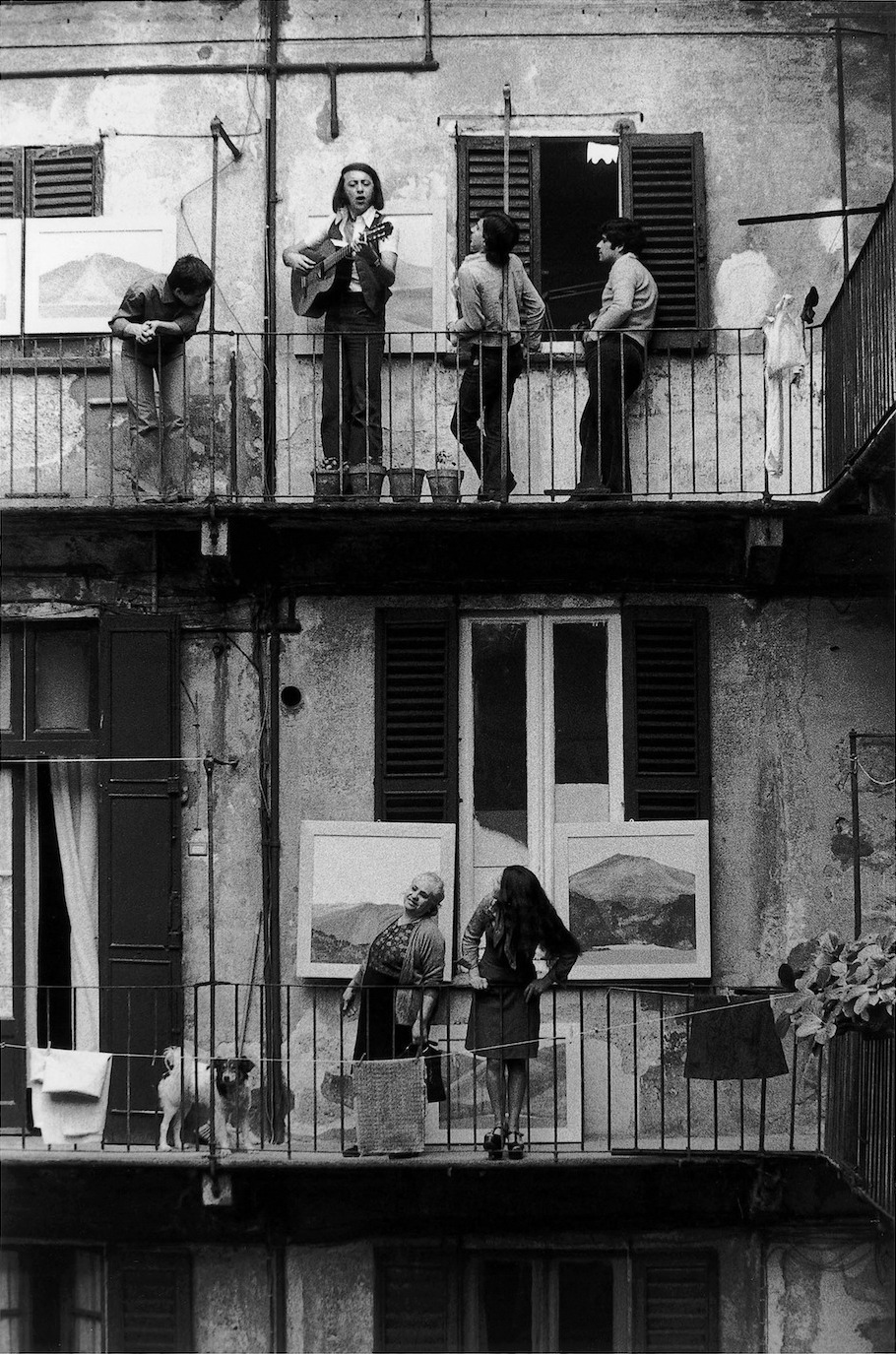 Milano anni settanta