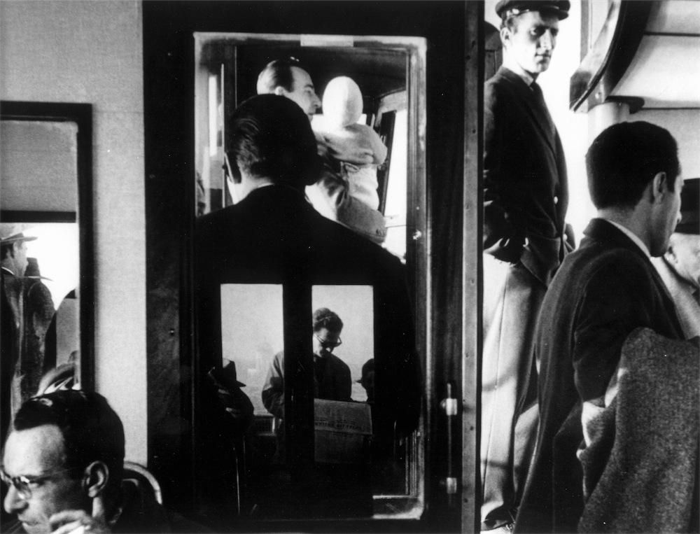 Venezia in vaporetto 1960