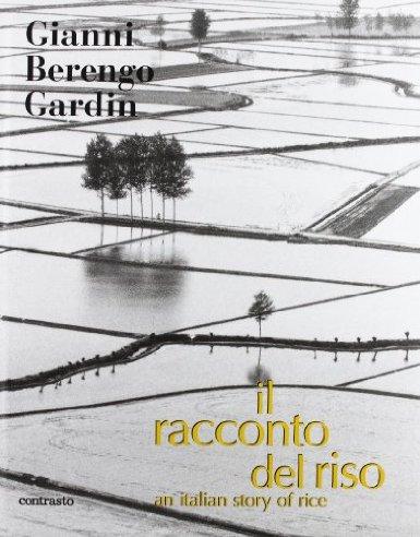Libro fotografico sul riso