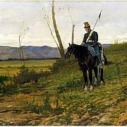 giovanni fattori le vedette 1870 1875