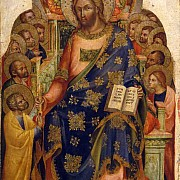 lorenzo veneziano cristo consegna le chiavi a san pietro 1370