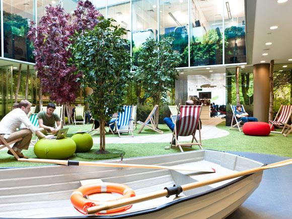 Ufficio di Google a Londra