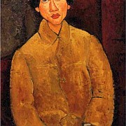 amedeo modigliani chaim soutine 1916