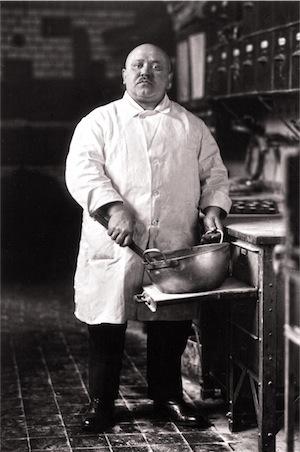 August Sander - Pasticciere, 1928