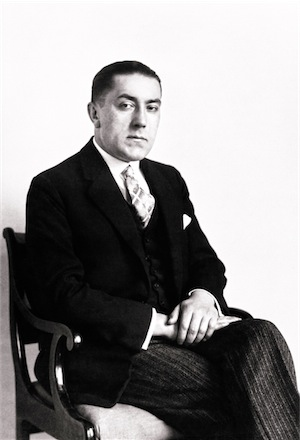August Sander - Dentista, c. 1930