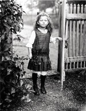 August Sander - Figlia di contadino, 1919