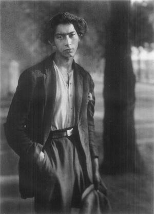 August Sander - Gypsy, c. 1930