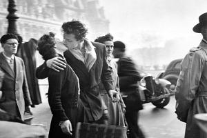 Parigi ritratta da Robert Doisneau
