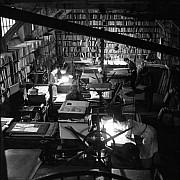 robert doisneau atelier mourlot rue de chabrol 1945