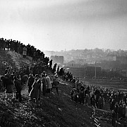 robert doisneau cyclo cross a gentilly 1946