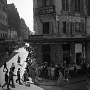 robert doisneau hotel de la louisiane saint germain des pres 1947