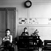 robert doisneau le cadran scolaire paris 1956 33
