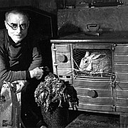 robert doisneau le lapin de monsieur barabe 1943