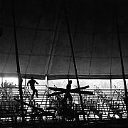 robert doisneau les gradins du cirque pinder 1949