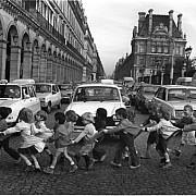 robert doisneau les tabliers de la rue de rivoli paris 1978