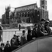 robert doisneau metro saint denis basilique 1986