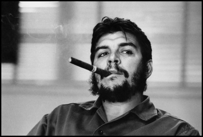 Che Guevara di René Burri