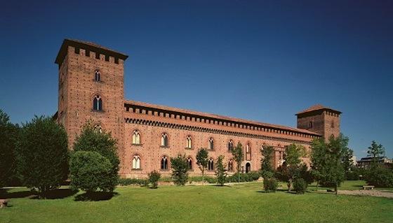 Il castello di Pavia