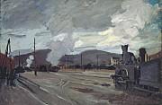 la gare d argenteuil 1872