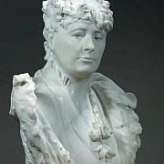 auguste rodin busto di mme roll buste de mme roll 1882 1883 marmo