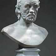 auguste rodin l uomo dal naso rotto l omme au nez casse 1874 1875 marmo