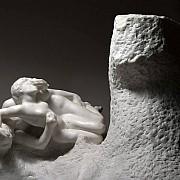 auguste rodin paolo e francesca marmo post 1900