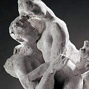 auguste rodin psiche e amore gesso 1907 1908