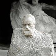 auguste rodin victor hugo 1883