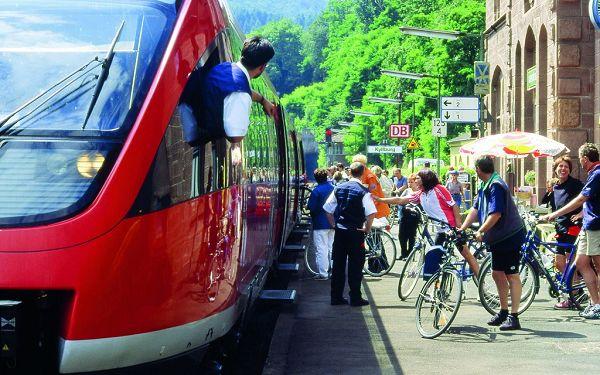 Bici + treno in Germania, nella regione dell'Eifel