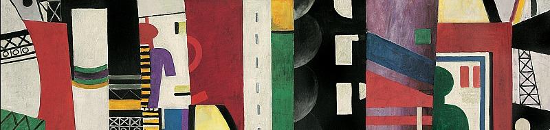 Léger. La visione della città contemporanea 1910 - 1930