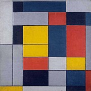 piet mondrian no vi composition no ii 1920