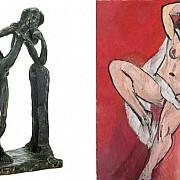 henri matisse la serpentina 1909 nudo con sciarpa bianca 1909