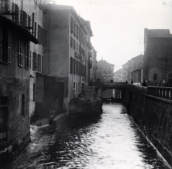 Milano - Il ponte di San Marco