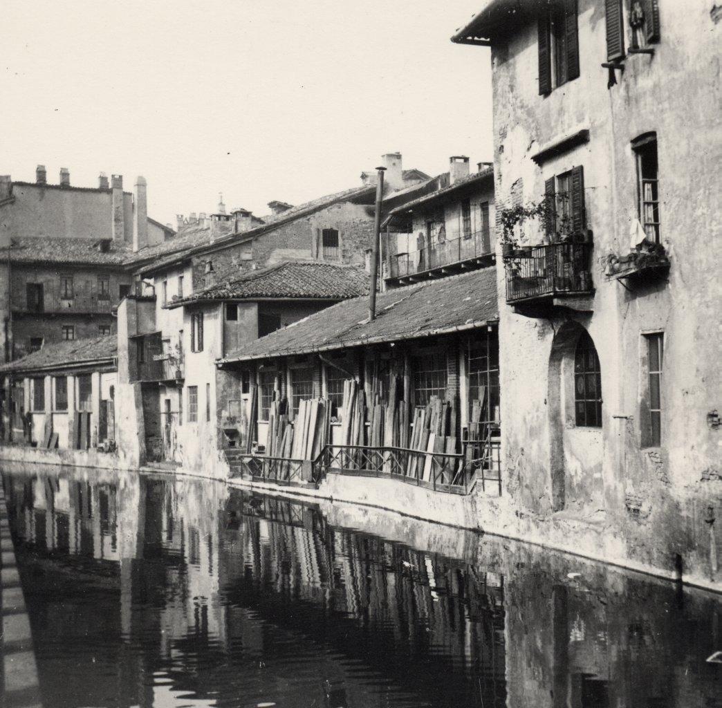 Milano tra le due guerre associazione millenuvole - Mostra della porta ...