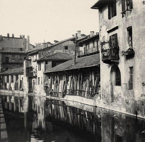 Milano - Sciostra di Via Santa Sofia