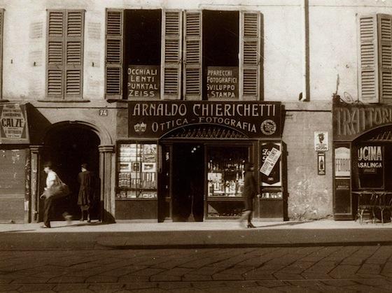 Negozio storico Chierichetti
