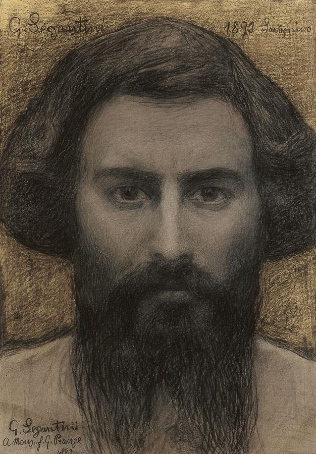 Autoritratto, 1893