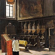 coro chiesa sant antonio abate milano 1879