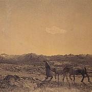 la natura disegno di presentazione 1898