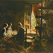la raccolta dei bozzoli 1881 1883