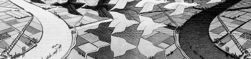 Escher in mostra