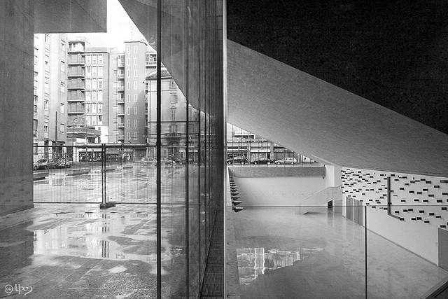 Fotografia di architettura la nuova sede dell 39 universit for Sede bocconi milano