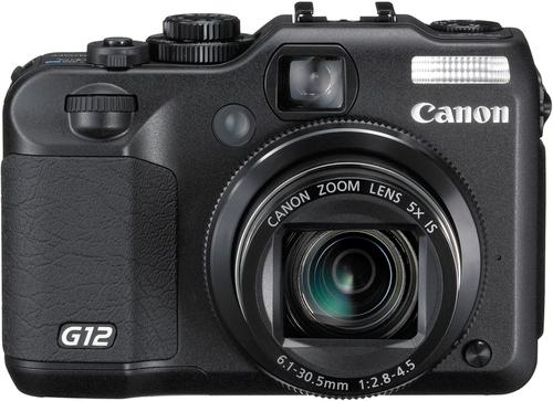 Scopri la compatta Canon G12