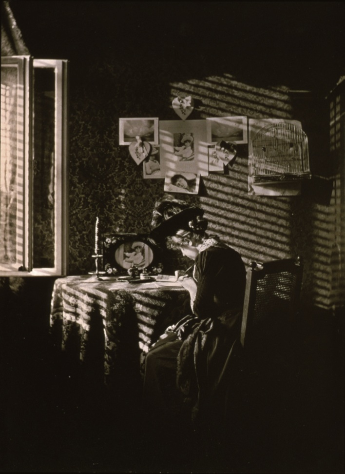 Alfred Stieglitz, Paula, Berlino 1889