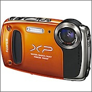 Macchina fotografica digitale anfibia