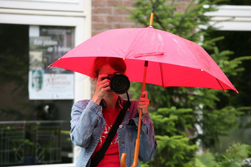 Come fare belle fotografie quando piove