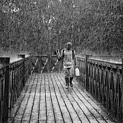 ritorno con la pioggia