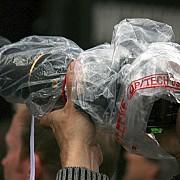 sacchetto protezione macchina fotografica pioggia