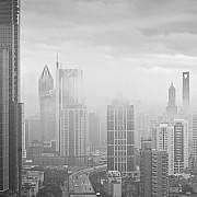 stagione piovosa a shanghai